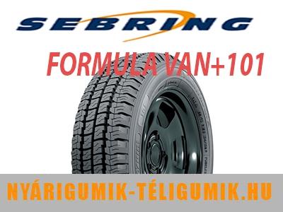 SEBRING FORMULA VAN+101
