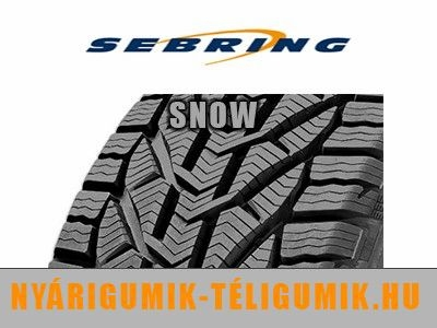 SEBRING SNOW 195/55R16 87T