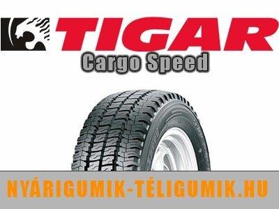 Tigar - CARGO SPEED
