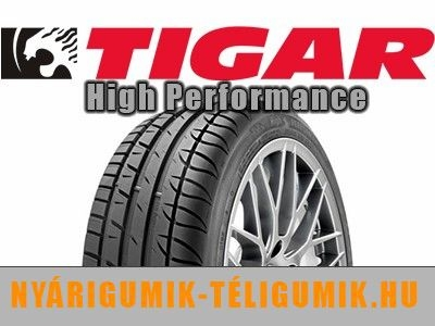 Tigar - HIGH PERFORMANCE