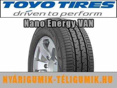 TOYO Nanoenergy Van