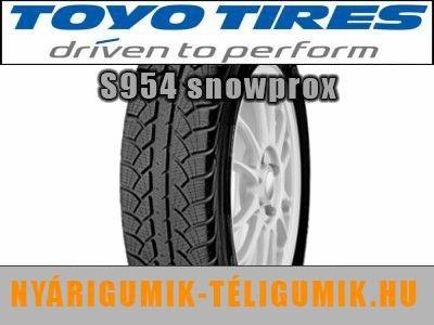 TOYO S954 Snowprox 225/50R16 92H