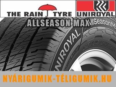UNIROYAL AllSeason Max 195/65R16 104/102T