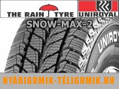 UNIROYAL Snow Max 2 - téligumi