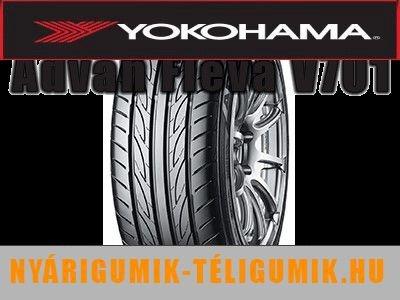 YOKOHAMA ADVAN FLEVA V701 235/40R18 95W