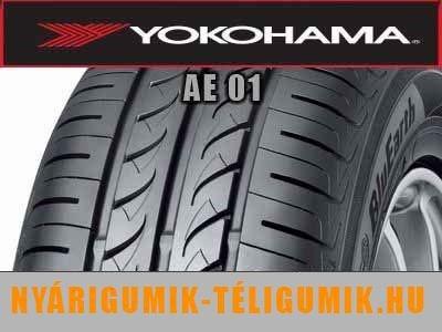 YOKOHAMA BluEarth AE01 - nyárigumi