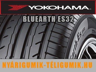 YOKOHAMA BluEarth ES32 195/55R16 87V